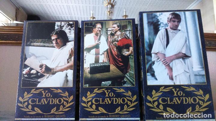 Series de TV: Yo Claudio VHS - Foto 2 - 146067278