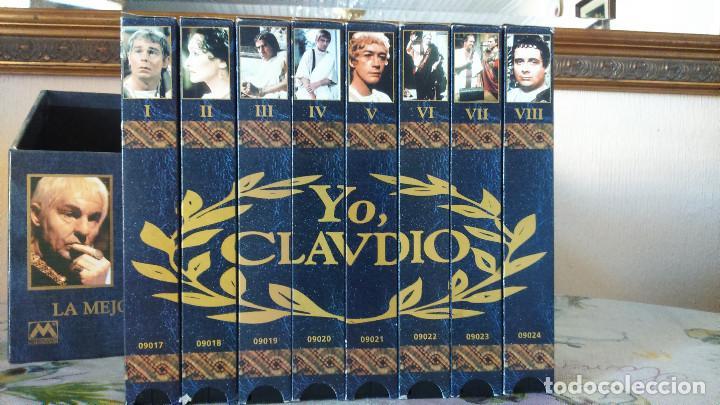 Series de TV: Yo Claudio VHS - Foto 3 - 146067278