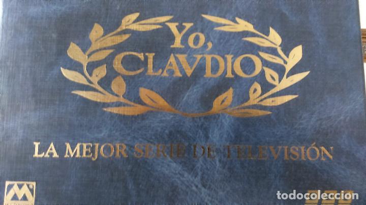 Series de TV: Yo Claudio VHS - Foto 4 - 146067278