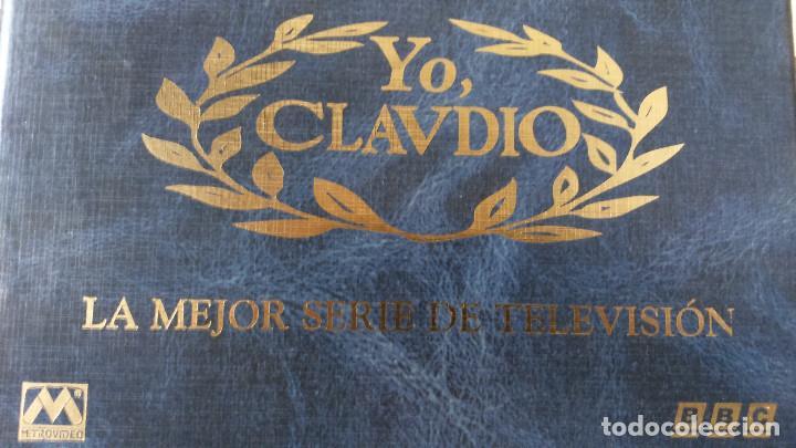 Series de TV: Yo Claudio VHS - Foto 5 - 146067278