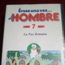Series de TV: ÉRASE UNA VEZ... EL HOMBRE. LA PAX ROMANA. Lote 146385530