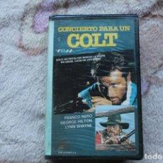 Series de TV: CONCIERTO PARA UN COLT. Lote 146755494