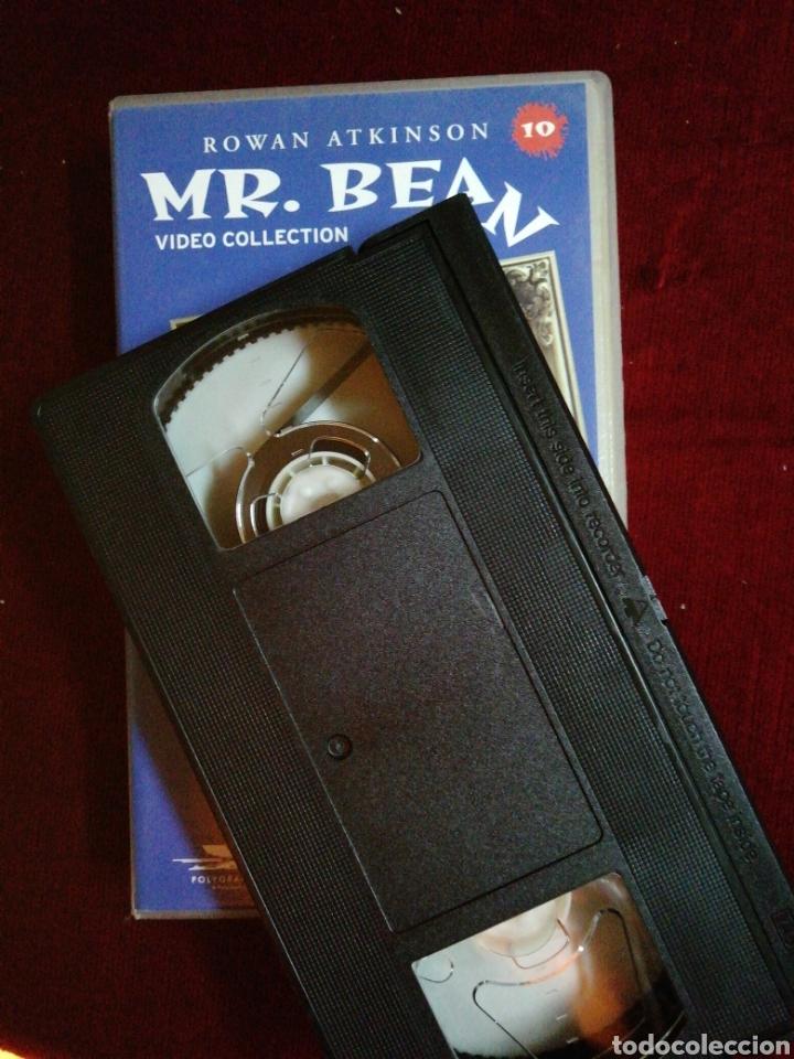 Series de TV: Colección Mr. Bean. 14 VHS de episodios más imágenes ineditas de la película - Foto 3 - 147478113