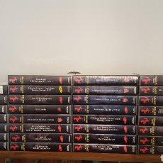 Series de TV: COLECCION EL MITO FERRARI - PLANETA D'AGOSTINI - GRANDES PILOTOS - 30 VHS+1 VHS DE REGALO. Lote 147706568