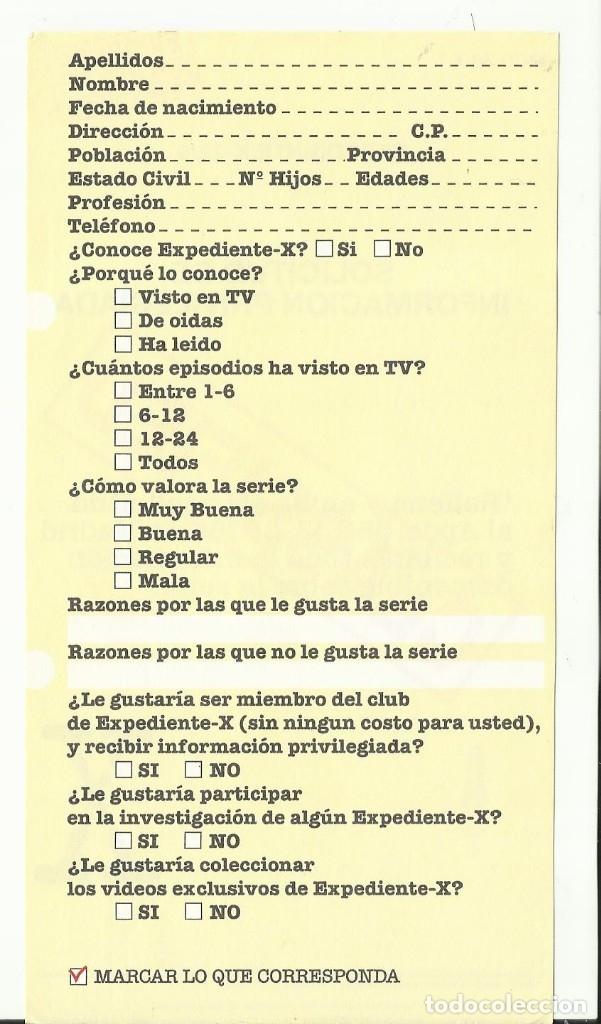 Series de TV: pack Expediente X - Foto 6 - 101029195