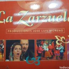 Series de TV: COLECCIÓN 11 VHS LA ZARZUELA EN FUNDA ORIGINAL. Lote 148641725