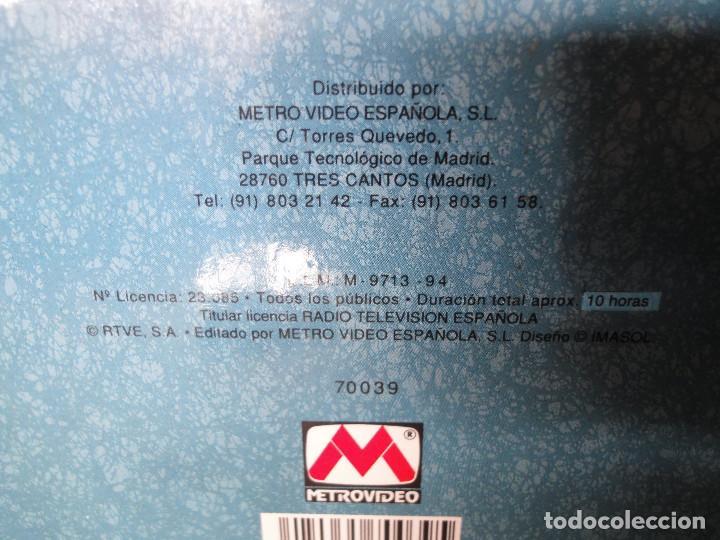 Series de TV: VHS. Grandes series de TVE. Fortunata y Jacinta (Metrovideo, 1994) - Foto 4 - 149627398