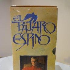 Series de TV: VHS. SERIE ORIGINAL EL PÁJARO ESPINO (WARNER, 1991). Lote 150138482