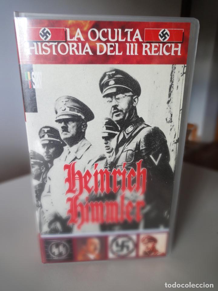 Series de TV: VHS. Serie de Documentales Historia Oculta del III Reich (SAV, 1992) - Foto 7 - 150139790