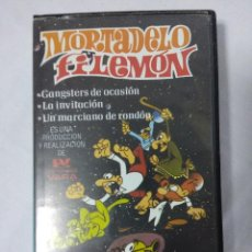 Series de TV: VHS INFANTIL/MORTADELO Y FILEMON/VEMSA.. Lote 151359550