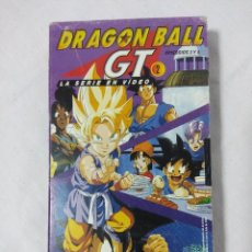 Series de TV: VHS INFANTIL/DRAGON BALL GT 2.. Lote 151360046