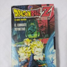 Series de TV: VHS INFANTIL/DRAGON BALL LAS PELICULAS.. Lote 151360170
