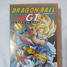 Series de TV: VHS INFANTIL/DRAGON BALL GT.. Lote 151360274