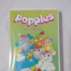 Serie di TV: VHS INFANTIL/POPPLES-POPOLIMPIADAS.. Lote 151360762