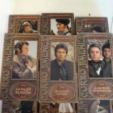 Series de TV: BJS. MITICO.VHS. CURRO JIMENEZ. LA SERIE. DESCATALOGADO. Lote 151824372