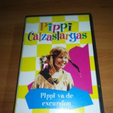 Series de TV: PIPPI CALZASLARGAS - PIPPI VA DE EXCURSIÓN. EPISODIO 10. Lote 153638261