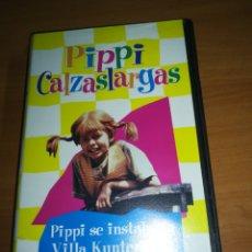 Series de TV: PIPPI CALZASLARGAS EPISODIO 1. Lote 153724044