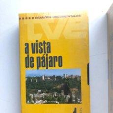 Series de TV: SERIE GRANDES DOCUMENTALES: A VISTA DE PAJARO. Lote 155585410