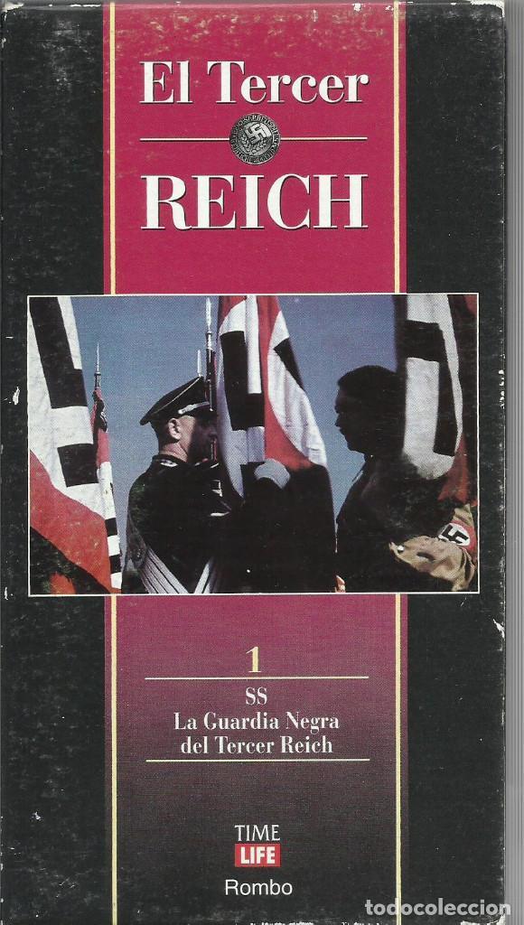 Series de TV: EL TERCER REICH (COLECCION COMPLETA, 28 VHS NO SE VENDE POR SEPARADO) - Foto 4 - 157327274