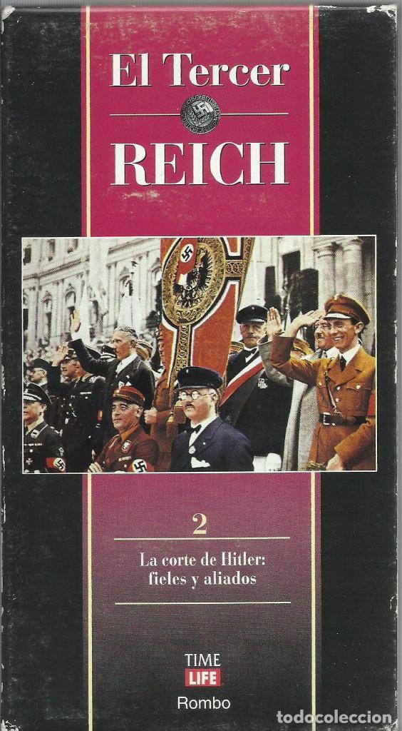 Series de TV: EL TERCER REICH (COLECCION COMPLETA, 28 VHS NO SE VENDE POR SEPARADO) - Foto 5 - 157327274