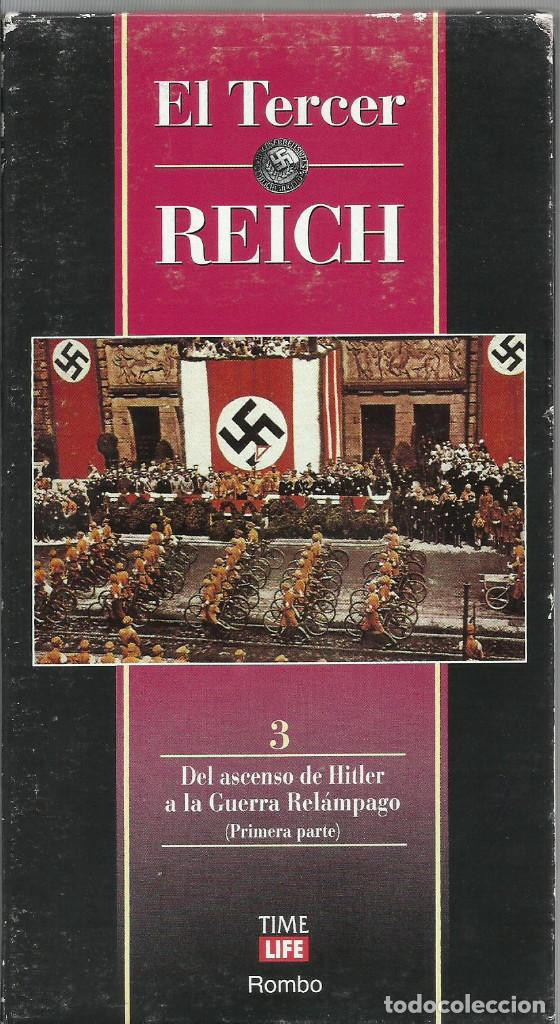 Series de TV: EL TERCER REICH (COLECCION COMPLETA, 28 VHS NO SE VENDE POR SEPARADO) - Foto 6 - 157327274