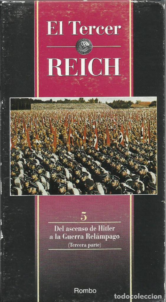 Series de TV: EL TERCER REICH (COLECCION COMPLETA, 28 VHS NO SE VENDE POR SEPARADO) - Foto 8 - 157327274