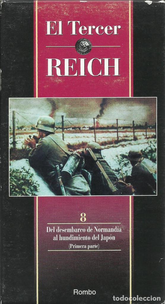 Series de TV: EL TERCER REICH (COLECCION COMPLETA, 28 VHS NO SE VENDE POR SEPARADO) - Foto 11 - 157327274