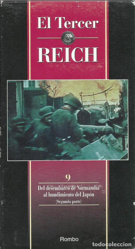 Series de TV: EL TERCER REICH (COLECCION COMPLETA, 28 VHS NO SE VENDE POR SEPARADO) - Foto 12 - 157327274