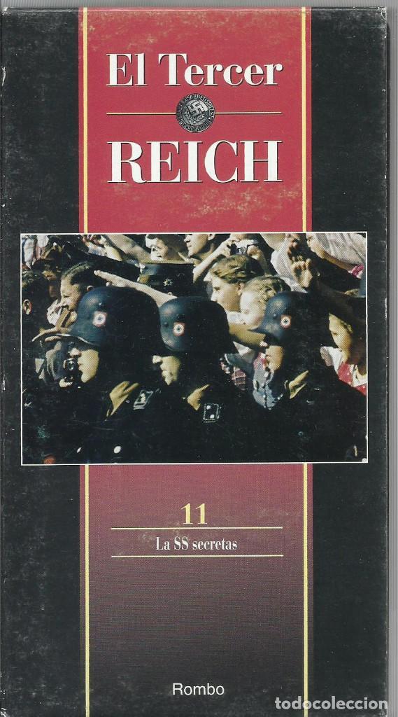 Series de TV: EL TERCER REICH (COLECCION COMPLETA, 28 VHS NO SE VENDE POR SEPARADO) - Foto 14 - 157327274
