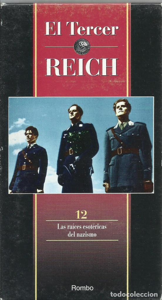 Series de TV: EL TERCER REICH (COLECCION COMPLETA, 28 VHS NO SE VENDE POR SEPARADO) - Foto 15 - 157327274