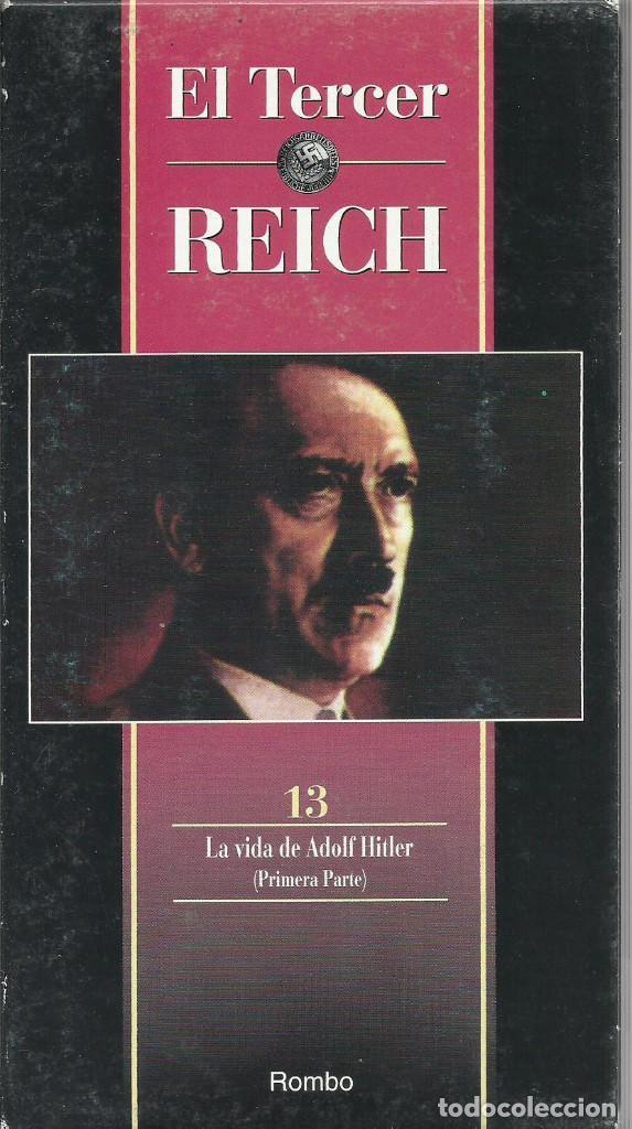 Series de TV: EL TERCER REICH (COLECCION COMPLETA, 28 VHS NO SE VENDE POR SEPARADO) - Foto 16 - 157327274