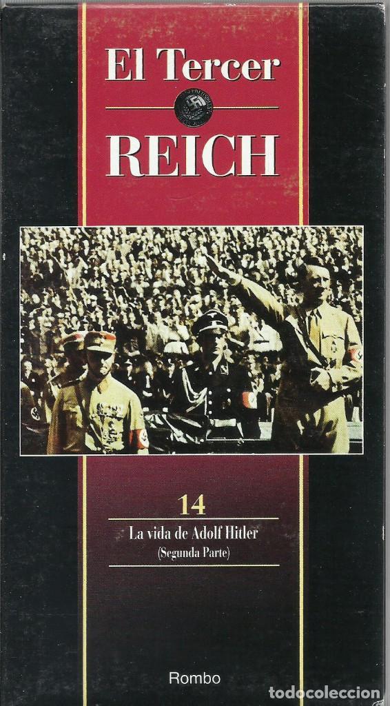Series de TV: EL TERCER REICH (COLECCION COMPLETA, 28 VHS NO SE VENDE POR SEPARADO) - Foto 17 - 157327274