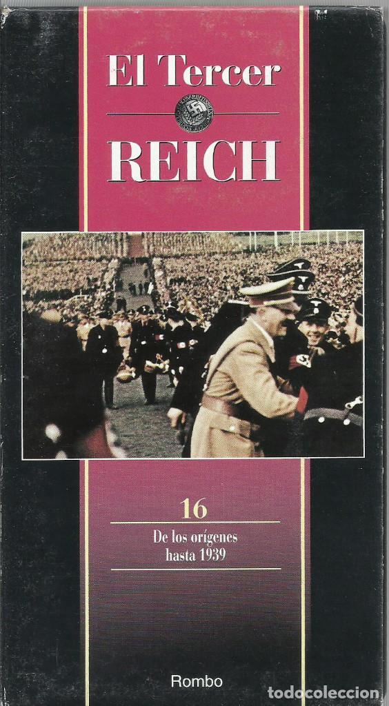 Series de TV: EL TERCER REICH (COLECCION COMPLETA, 28 VHS NO SE VENDE POR SEPARADO) - Foto 19 - 157327274