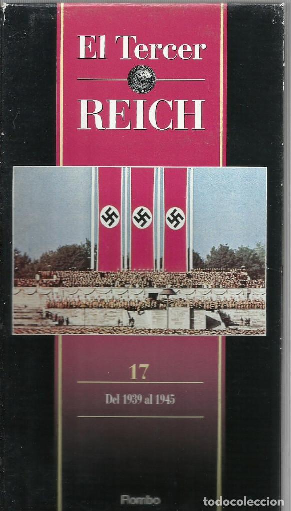 Series de TV: EL TERCER REICH (COLECCION COMPLETA, 28 VHS NO SE VENDE POR SEPARADO) - Foto 20 - 157327274