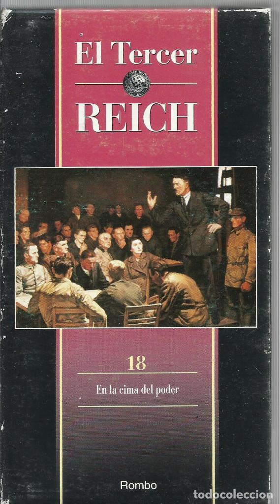 Series de TV: EL TERCER REICH (COLECCION COMPLETA, 28 VHS NO SE VENDE POR SEPARADO) - Foto 21 - 157327274