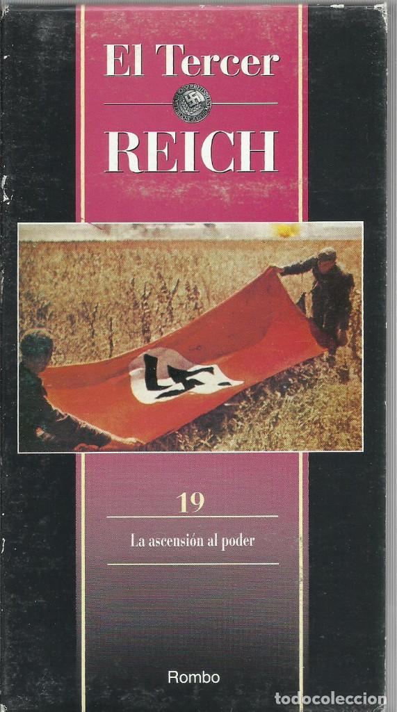 Series de TV: EL TERCER REICH (COLECCION COMPLETA, 28 VHS NO SE VENDE POR SEPARADO) - Foto 22 - 157327274