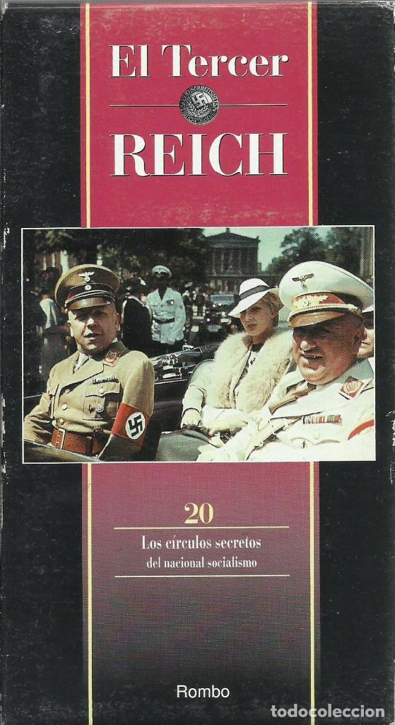 Series de TV: EL TERCER REICH (COLECCION COMPLETA, 28 VHS NO SE VENDE POR SEPARADO) - Foto 23 - 157327274