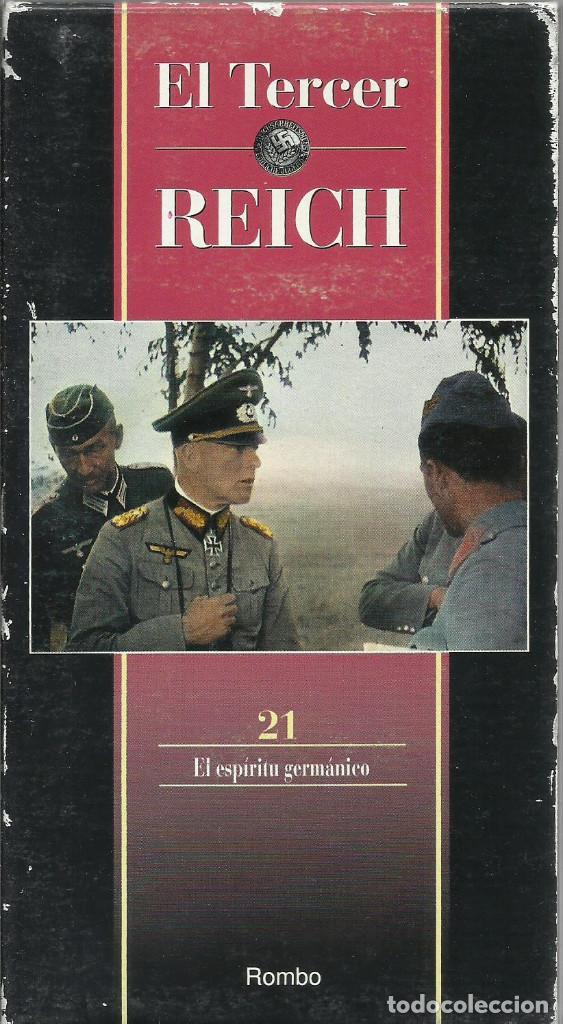 Series de TV: EL TERCER REICH (COLECCION COMPLETA, 28 VHS NO SE VENDE POR SEPARADO) - Foto 24 - 157327274