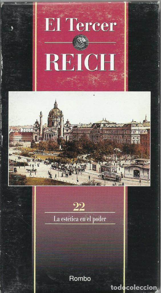 Series de TV: EL TERCER REICH (COLECCION COMPLETA, 28 VHS NO SE VENDE POR SEPARADO) - Foto 25 - 157327274