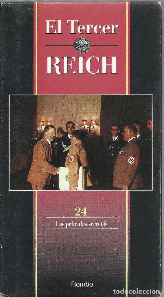 Series de TV: EL TERCER REICH (COLECCION COMPLETA, 28 VHS NO SE VENDE POR SEPARADO) - Foto 27 - 157327274