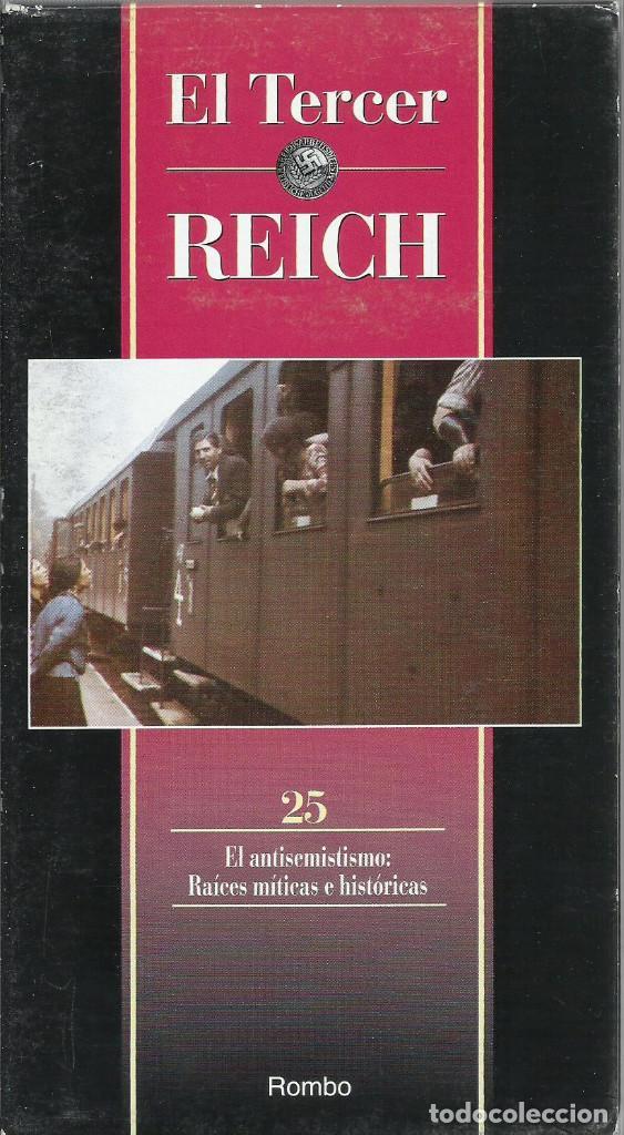 Series de TV: EL TERCER REICH (COLECCION COMPLETA, 28 VHS NO SE VENDE POR SEPARADO) - Foto 28 - 157327274