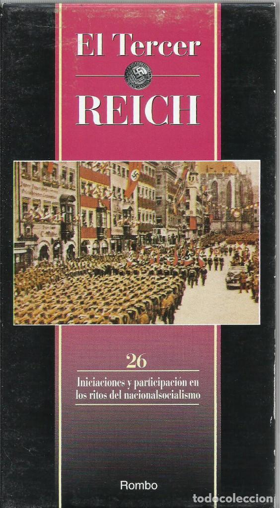 Series de TV: EL TERCER REICH (COLECCION COMPLETA, 28 VHS NO SE VENDE POR SEPARADO) - Foto 29 - 157327274