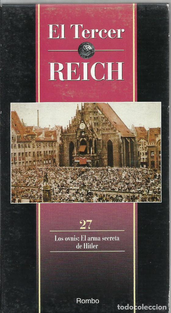 Series de TV: EL TERCER REICH (COLECCION COMPLETA, 28 VHS NO SE VENDE POR SEPARADO) - Foto 30 - 157327274