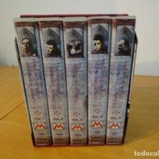 Series de TV: VHS. GRANDES SERIES DE TVE. TERESA DE JESÚS (METROVIDEO PARA RTVE, 1994). Lote 160868470