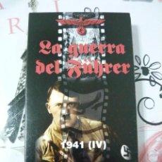 Series de TV: LA GUERRA DEL FUHRER - 1941 (VI) (SEGUNDA GUERRA MUNDIAL, FASCISMO, HITLER, ALEMANIA, REICH). Lote 161137786