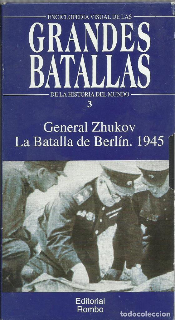 Series de TV: Enciclopedia visual de las Grandes Batallas de la historia del mundo (21 VHS NO ESTA COMPLETA) - Foto 4 - 164099714