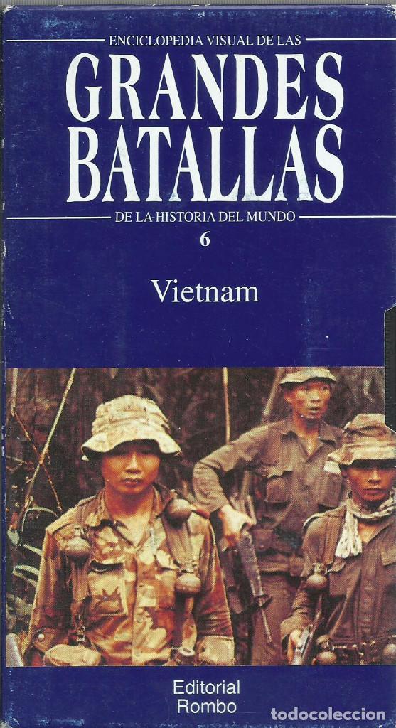 Series de TV: Enciclopedia visual de las Grandes Batallas de la historia del mundo (21 VHS NO ESTA COMPLETA) - Foto 7 - 164099714