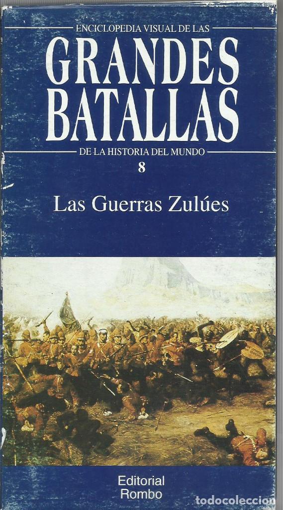 Series de TV: Enciclopedia visual de las Grandes Batallas de la historia del mundo (21 VHS NO ESTA COMPLETA) - Foto 9 - 164099714