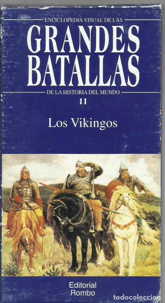 Series de TV: Enciclopedia visual de las Grandes Batallas de la historia del mundo (21 VHS NO ESTA COMPLETA) - Foto 12 - 164099714