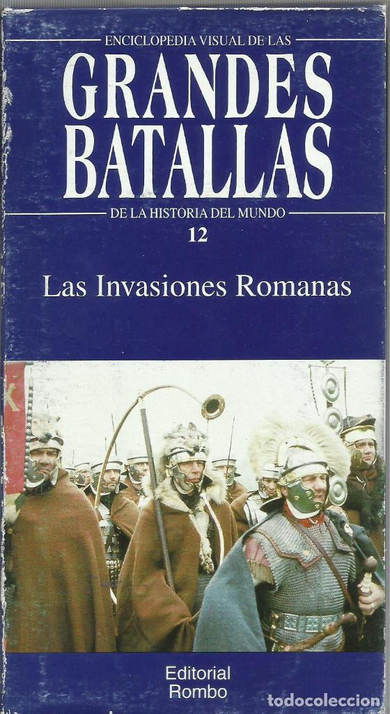 Series de TV: Enciclopedia visual de las Grandes Batallas de la historia del mundo (21 VHS NO ESTA COMPLETA) - Foto 13 - 164099714